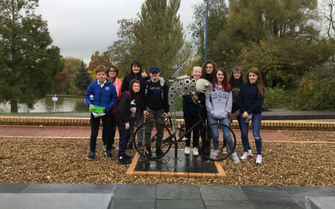 Surrey University Visit